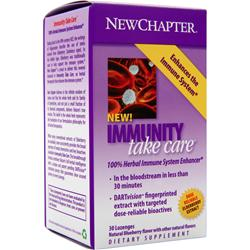 NEW CHAPTER Immunity Take Care 30 lzngs
