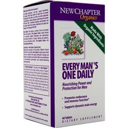New Chapter Every Man's One Daily 90 tabs