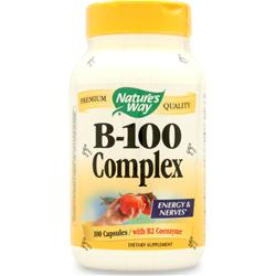 NATURE'S WAY B-100 Complex 100 caps