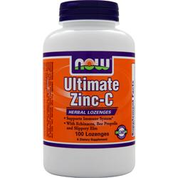 NOW Ultimate Zinc-C 100 lzngs