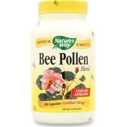 Nature's Way Bee Pollen Blend 180 caps