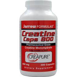 JARROW Creatine Caps 800 300 caps