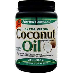 JARROW Coconut Oil - Extra Virgin Liquid 32 oz