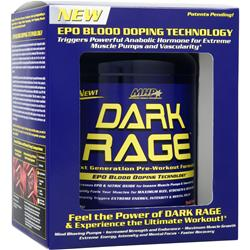 MHP Dark Rage Fruit Punch 2 lbs