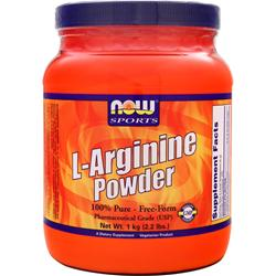 NOW L-Arginine Powder 2.2 lbs
