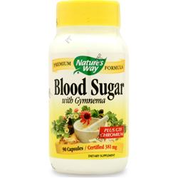 Nature's Way Blood Sugar w/ Gymnema Extract 90 caps