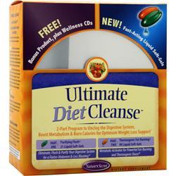 Nature's Secret Ultimate Diet Cleanse 111 sgels