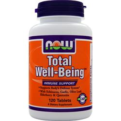 Now Total Well-Being 120 tabs