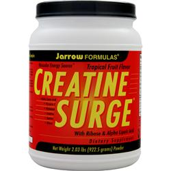 JARROW Creatine Surge Fruit Punch 2.03 lbs