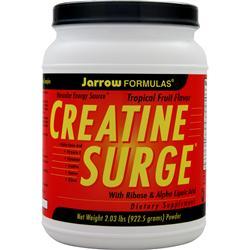 Jarrow Creatine Surge Fruit Punch 2.03 lbs