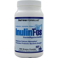 Jarrow Inulin FOS 180 grams