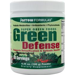 JARROW Green Defense 180 grams