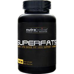 Nutrabolics SuperFats 120 sgels