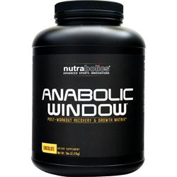 Nutrabolics Anabolic Window Chocolate 5 lbs