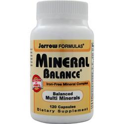 JARROW Mineral Balance 120 caps