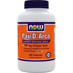 NOW Pau D' Arco (500mg) 250 caps
