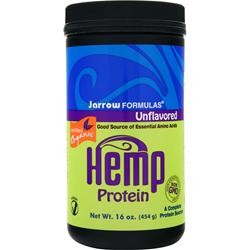 JARROW Organic Hemp Protein 16 oz