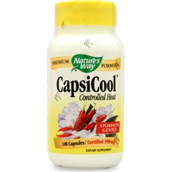 NATURE'S WAY Capsicool Cayenne 100 caps
