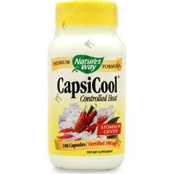 Nature's Way Capsicool Cayenne 100 caps
