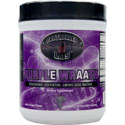 CONTROLLED LABS Purple Wraath Juicy Grape 2.39 lbs
