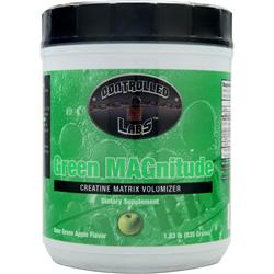 CONTROLLED LABS Green MAGnitude Sour Green Apple 1.83 lbs