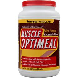 JARROW Muscle Optimeal Chocolate 2 lbs