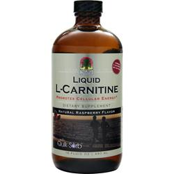 NATURE'S ANSWER Liquid L-Carnitine Natural Raspberry 16 fl.oz