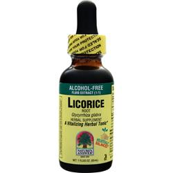NATURE'S ANSWER Licorice Root (Alcohol Free) 1 fl.oz