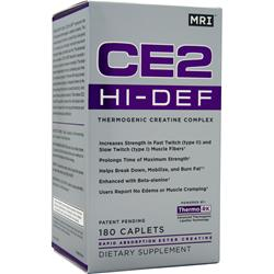 MRI CE2 HI-DEF 180 caps