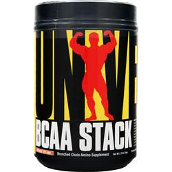 Universal Nutrition BCAA Stack Orange Splash 1000 grams