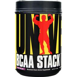 UNIVERSAL NUTRITION BCAA Stack Grape Splash 1000 grams