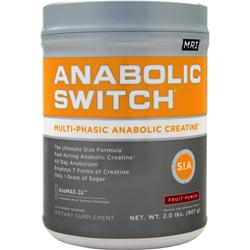 MRI Anabolic Switch Fruit Punch 2 lbs