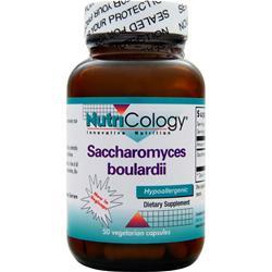 NUTRICOLOGY Saccharomyces Boulardii 50 vcaps