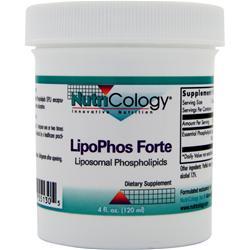 Nutricology LipoPhos Forte 4 fl.oz