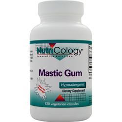NUTRICOLOGY Mastic Gum 120 vcaps