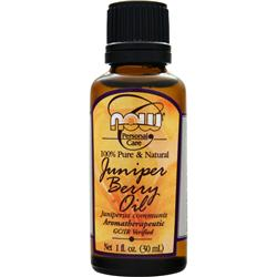 NOW Juniper Oil 1 oz