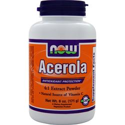 NOW Acerola 6 oz