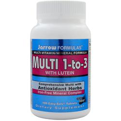 JARROW Multi 1-to-3 100 tabs