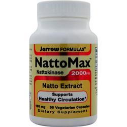 JARROW NattoMax Nattokinase (2000FU) 90 vcaps