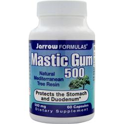 JARROW Mastic Gum 500 60 caps