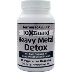 Jarrow Toxguard Heavy Metal Detox 90 vcaps