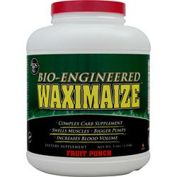 New Whey Nutrition Waximaize Fruit Punch 5 lbs
