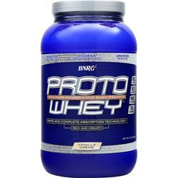 BNRG Proto Whey Vanilla Creme 2 lbs
