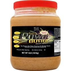 SnacLite Peanut Power Butter Peanut Butter 4 lbs