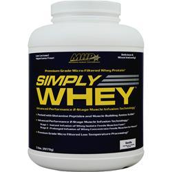 MHP Simply Whey Vanilla 5 lbs