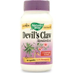 NATURE'S WAY Devil's Claw - Standardized Extract 90 caps