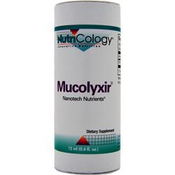 Nutricology Mucolyxir .4 fl.oz