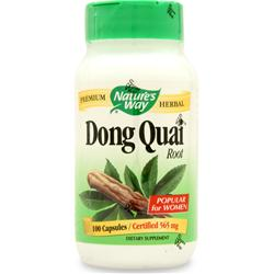 Nature's Way Dong Quai Root 100 caps