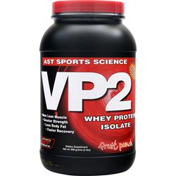 AST VP2 with Aminogen Fruit Punch 2 lbs