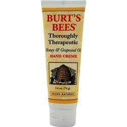 BURT'S BEES Hand Creme Honey & Grapeseed Oil 2.6 oz